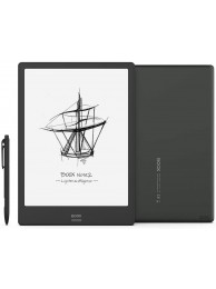"Tableta E-Ink Onyx Boox Note 2, 10.3"", 227 dpi E-ink, Octa-Core, 4+64GB, Recunoastere OCR, Amprenta, Android 9, Negru"